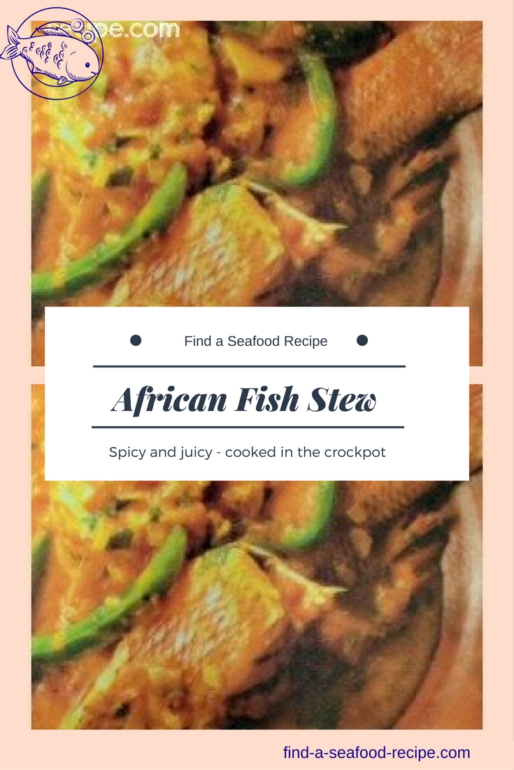 African fish stew