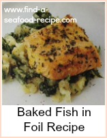 Rock fish recipes for Baked fish in foil