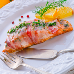 Gourmet Salmon Recipe