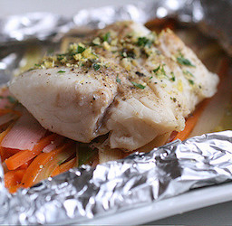 Halibut Fish Recipe