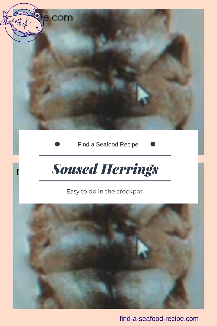 Soused Herrings