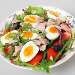 Recipe for tuna fish salad for Tuna fish salad recipe with egg