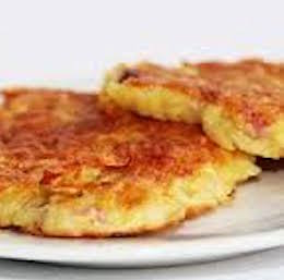 Salmon Fish Cakes made with smoked or fresh salmon
