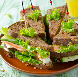 Seafood Salad Sandwich Recipe