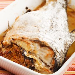 Fish with Stuffing Recipes