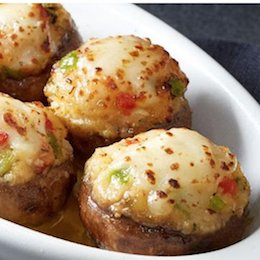 Red Lobster Stuffed Mushrooms