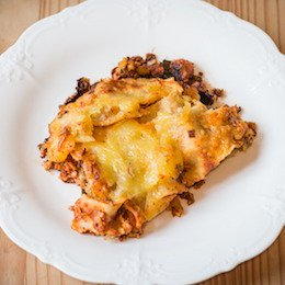 Seafood Lasagne Recipes